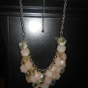 Jewelry - Light pink necklace